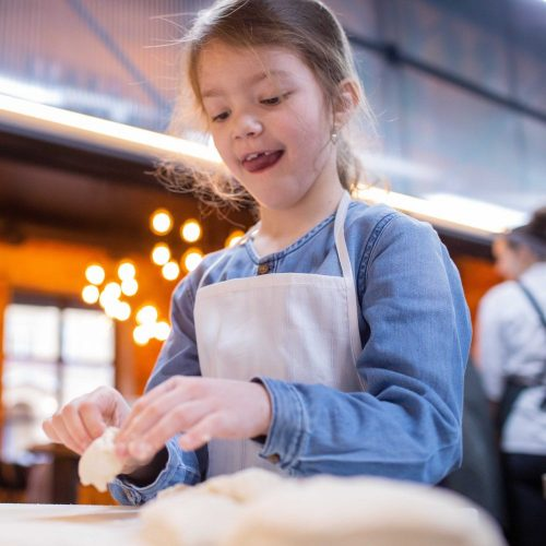 Cooking With a Little Chef: Pizza That Won't Make You Gain Extra Pounds